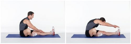 Stretching Exercises – Hamstrings